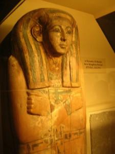 apts callifornia: mummy