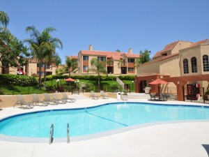 Canyon Villa Apartments in Chula Vista